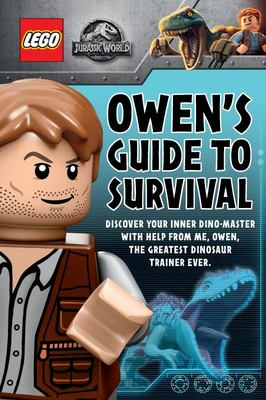 Lego Jurassic World Owen's Guide to Survival
