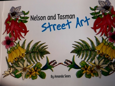 Nelson & Tasman Street Art Pocket Book