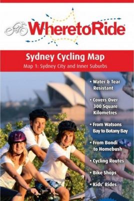 Where to Ride Sydney Cycling Map