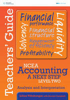 NCEA Accounting - Next Step L2 Analysis and Interpretation Teacher Guide and CD