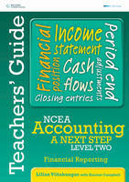 NCEA Accounting - Next Step Level 2 Financial Reporting Teacher guide and CD