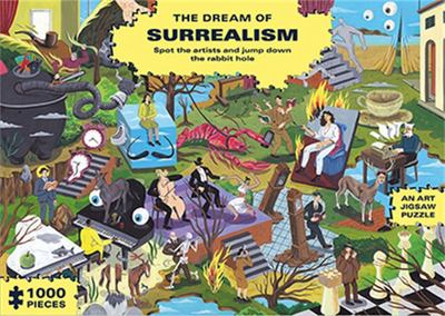 The Dream of Surrealism Puzzle (1000 pieces)