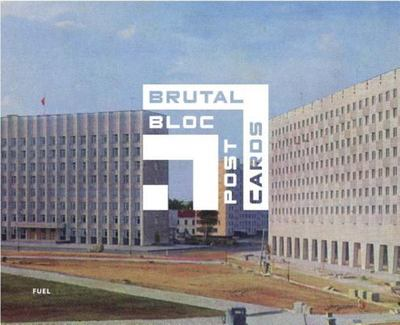 Brutal Bloc Postcards