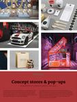 BRANDLife: Concept Stores and Pop-Ups - Integrated Brand Systems in Graphics and Space