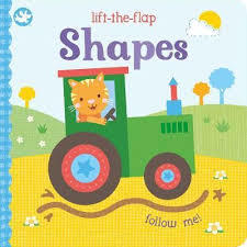 Little Me - Shapes Lift-the-Flap Book