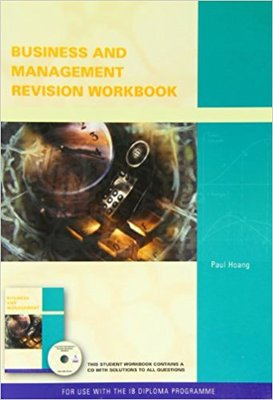 Business and Management Workbook for the International Baccalalureate