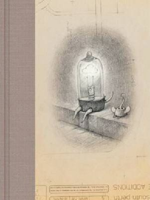 Shaun Tan Light Journal (Blank)