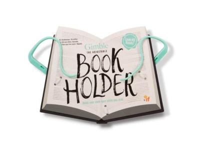 Gimble adjustable book holder - Absolutely Mint