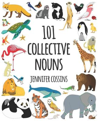 101 Collective Nouns (PB)