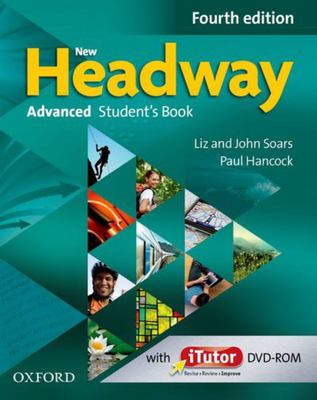 New Headway 4 ed Advanced Student Book & iTutor
