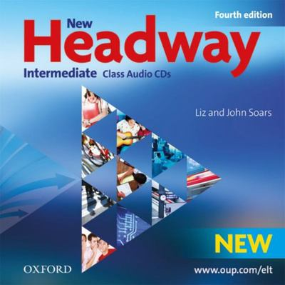 New Headway 4 ed Intermediate Class Audio CDs