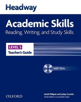 New Headway Academic Skills 3 Teacher Guide (Read/ Writ and Study Skills)