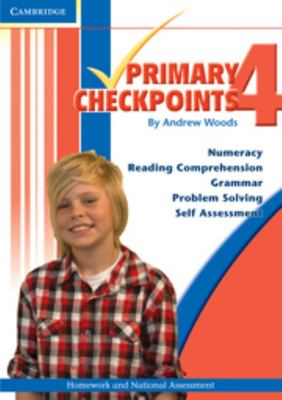 Cambridge Primary Checkpoints 4 - Preparing for National Assessment