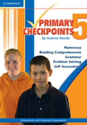 Cambridge Primary Checkpoints 5 - Preparing for National Assessment
