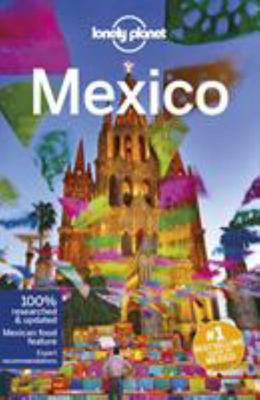 Mexico 16 (Lonely Planet)