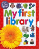 My First Library: First Board Books