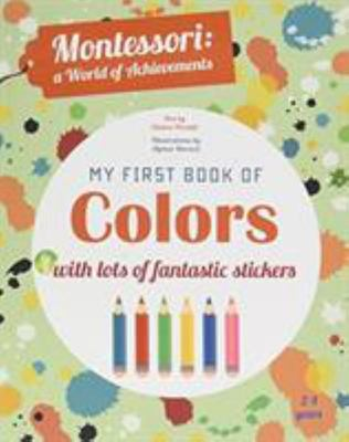 Montessori : My First Book of Colors