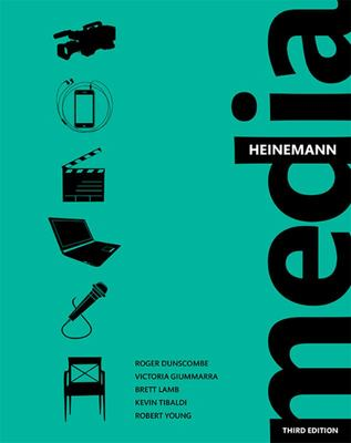 Heinmann Media VCE Unit 1-4 (SB/Reader) (3E)