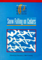 Senior English Guides: Snow Falling on Cedars