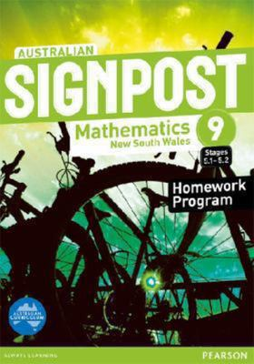 Aust. Signpost Mathematics 9 (5.1-5.2)  NSW Homework Program (NZ Year 10)