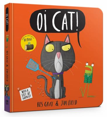Oi Cat! (Board Book)