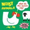 Noisy Animals - What Do the Animals Say? a Matching Game