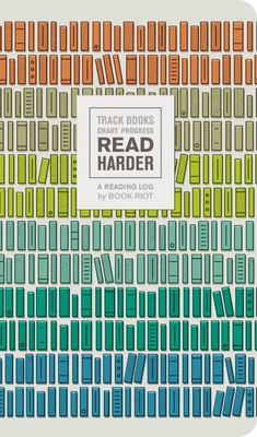 Read Harder (a Reading Log) - Track Books, Chart Progress