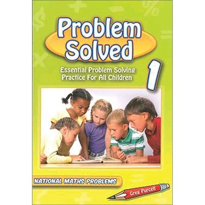 Problem Solved 1 (NZ YEAR 2)