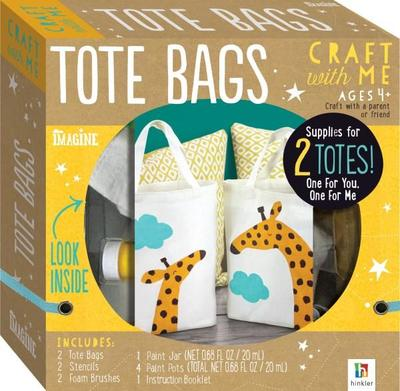 Tote Bags (Craft with Me)