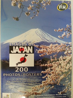 Images of Japan CD-ROM: 200 Photos/Posters