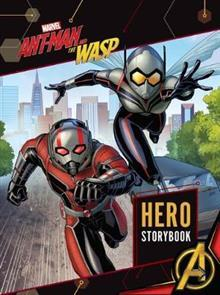 Ant-Man and the Wasp: Hero Storybook (Marvel)
