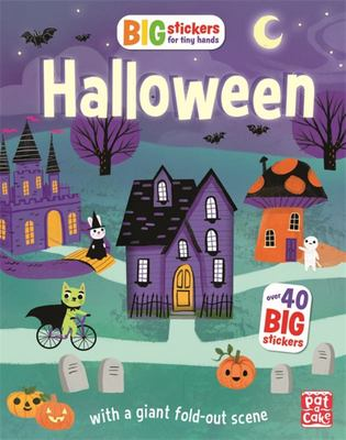 Big Stickers for Tiny Hands Halloween