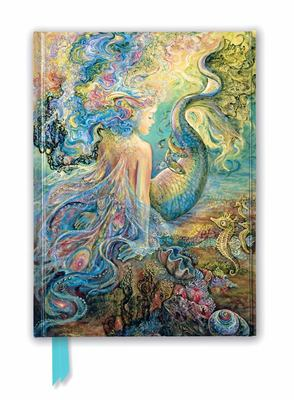 Josephine Wall: Mer Fairy (Foiled Journal)