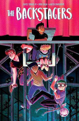 The Backstagers TP Vol. 1