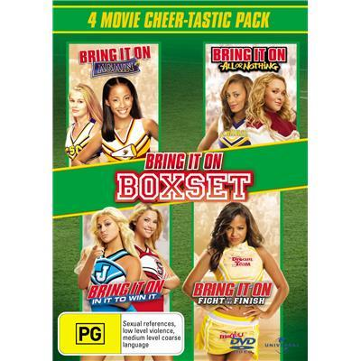 Bring it On Box Set DVD