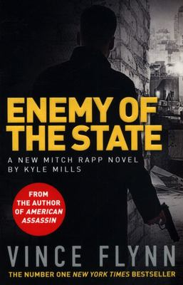Enemy of the State (Mitch Rapp #16)