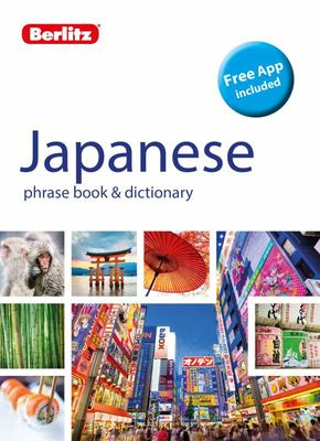 Berlitz Phrase Book and Dictionary Japanese