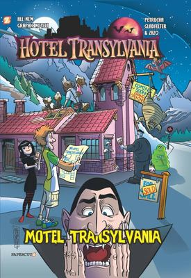 Hotel Transylvania Graphic Novel Vol. 3: Motel Transylvania