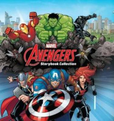 Marvel Avengers : Storybook Collection