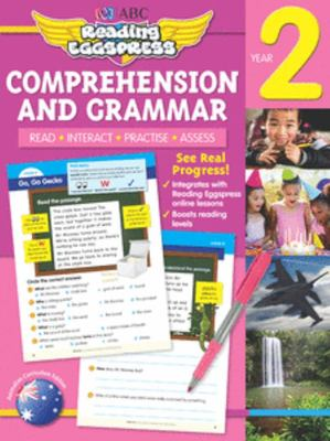 Reading Eggs Comprehension and Grammar Year 2