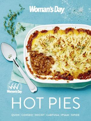 Womans Day Hot Pies