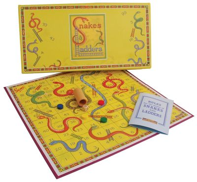 Snakes & Ladders (Retro Games)