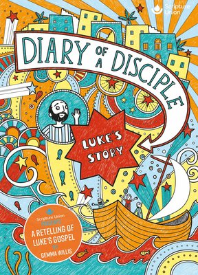 Diary of a Disciple Luke's Story