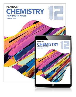 Pearson Chemistry 12 New South Wales Student Book with Reader+