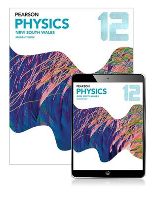 Pearson Physics 12 New South Wales Student Book with Reader+