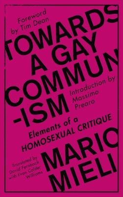 Towards a Gay Communism - Elements of a Homosexual Critique
