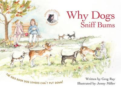 Why Dogs Sniff Bums