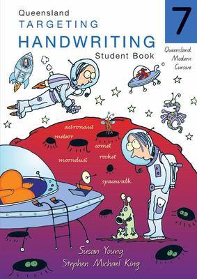 Targeting handwriting Year 7 Queensland edition