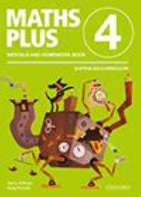 Maths Plus 4 Mentals & Homework Book 2016