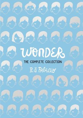 Wonder: The Complete Collection (HB)